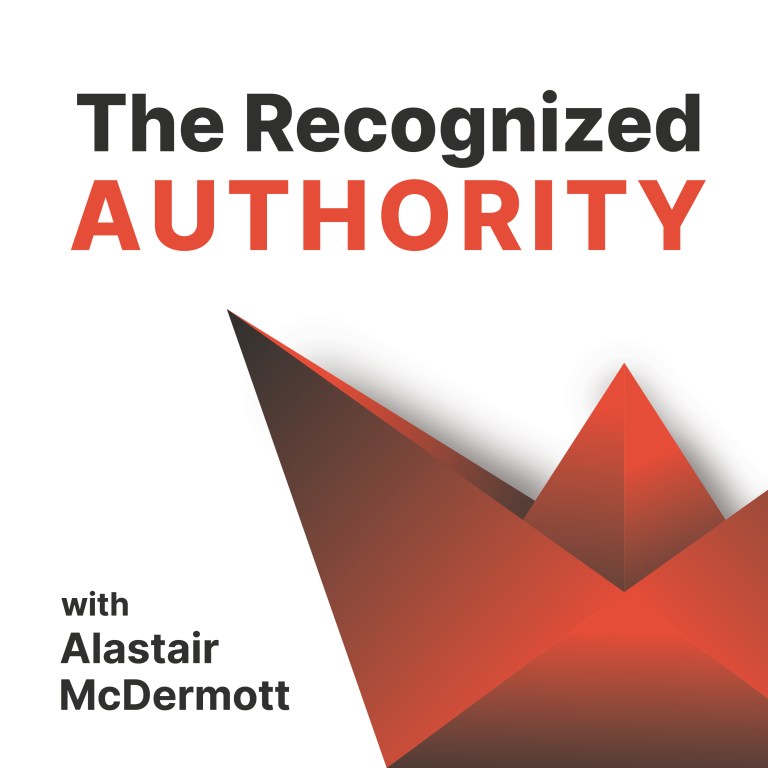 The Recognized Authority Podcast Cover